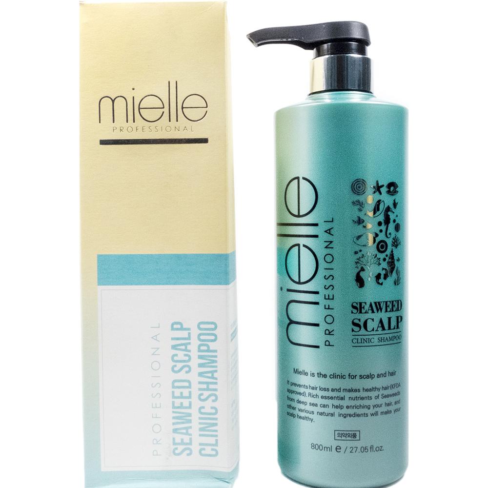 Шампунь для волос JPS Mielle Seaweed Scalp Clinic Shampoo 800 мл недорого