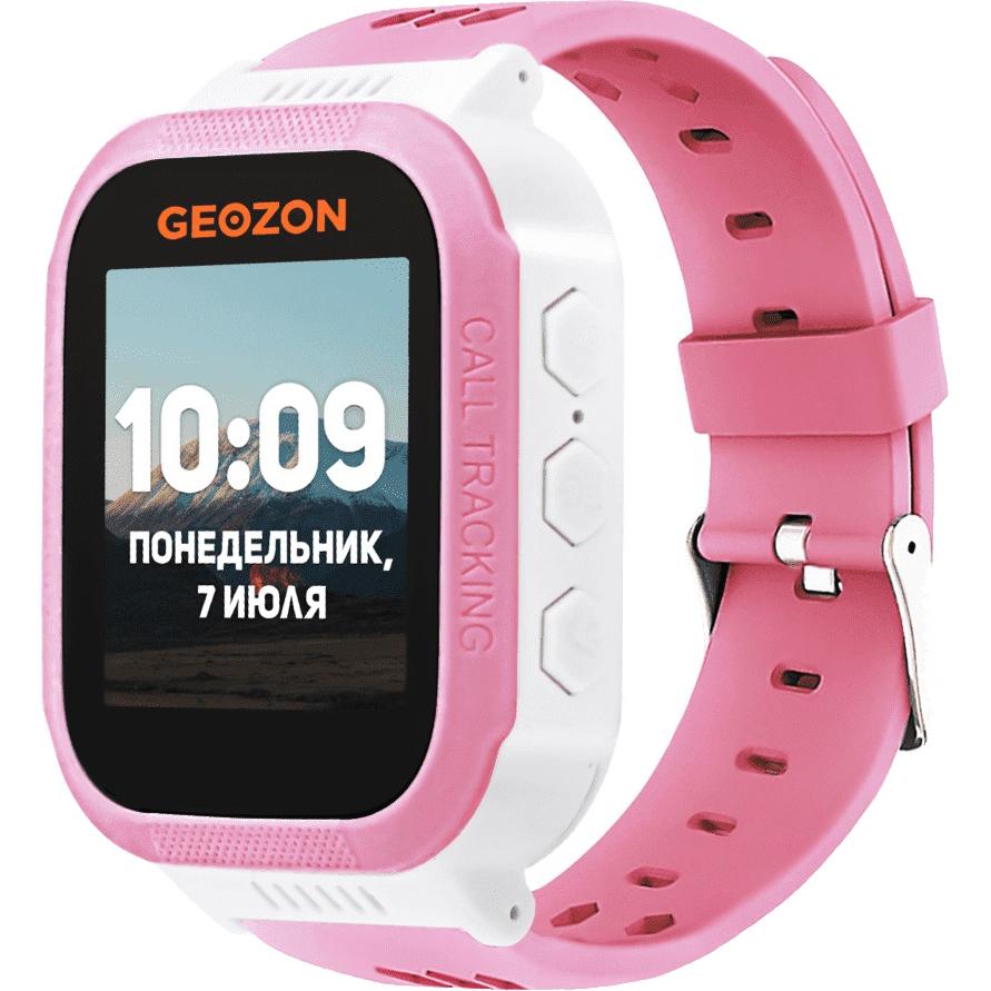 Фото - Умные часы GEOZON Classic Pink смарт часы geozon 4g g w13pnk