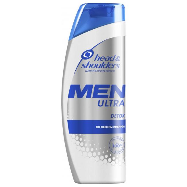 Шампунь Head&Shoulders Men Ultra Detox 360 мл