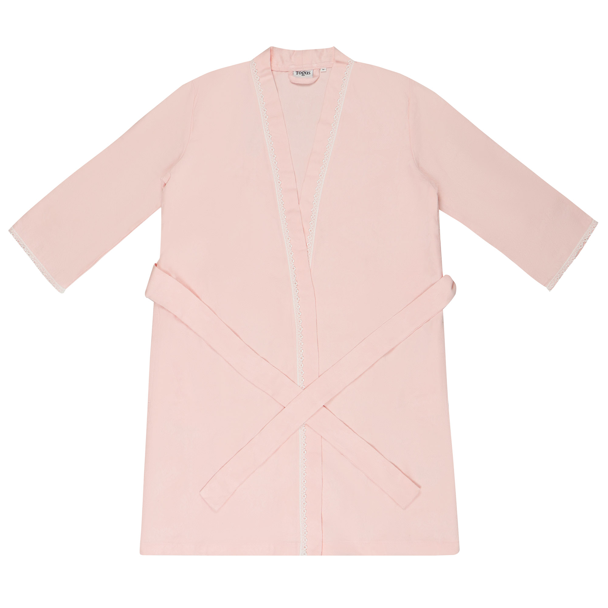 Фото - Халат Togas Дорис светло-розовый XL (50) коврик для ванной togas дорис розовое 60x90