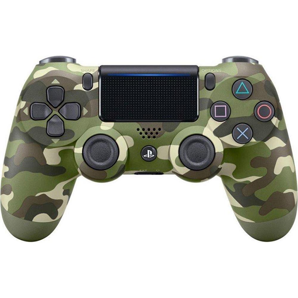 Геймпад Sony Dualshock 4, v2 CUH-ZCT2E green camouflage