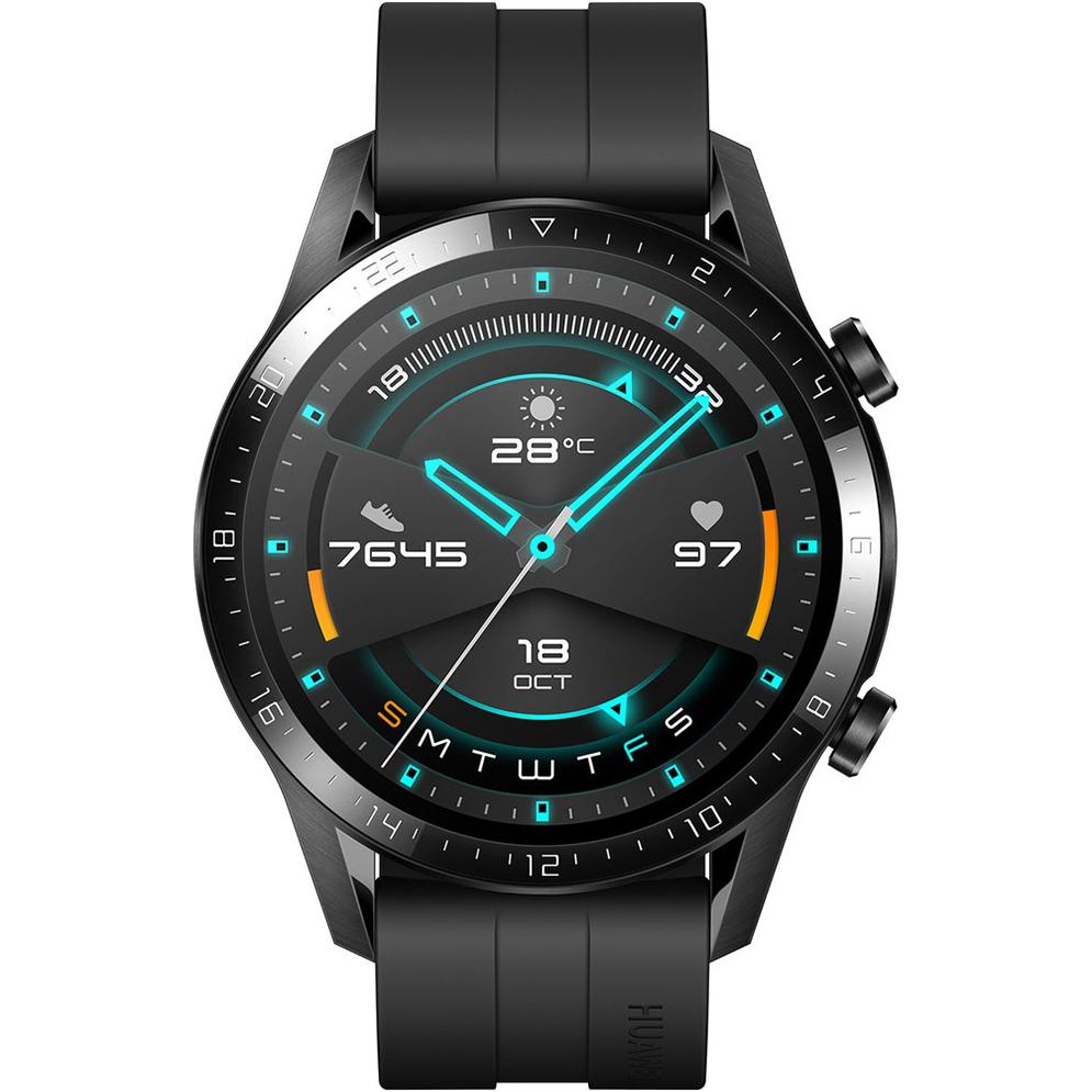 Фото - Смарт-часы Huawei Watch GT 2 LTN-B19 Matte Black huawei watch gt