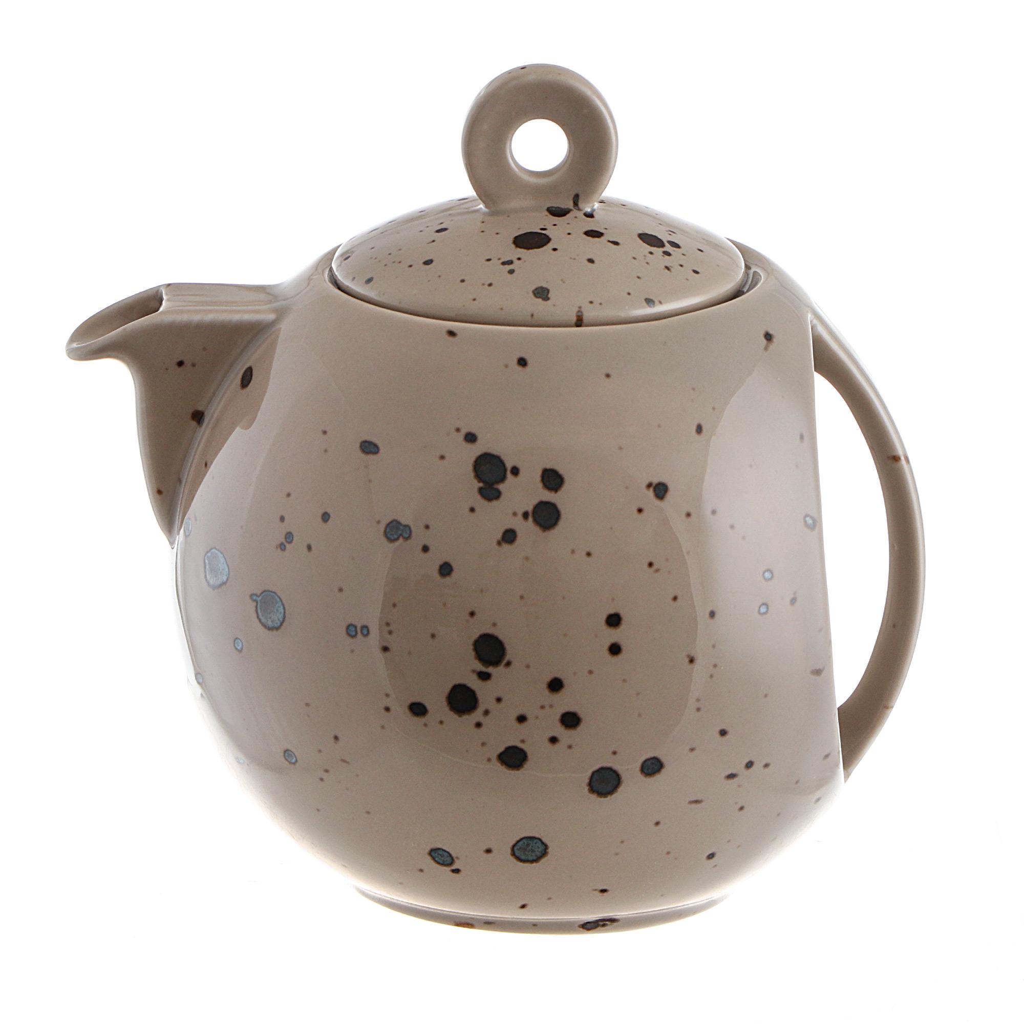 Чайник заварочный Top Art Коттедж Браун 800 мл