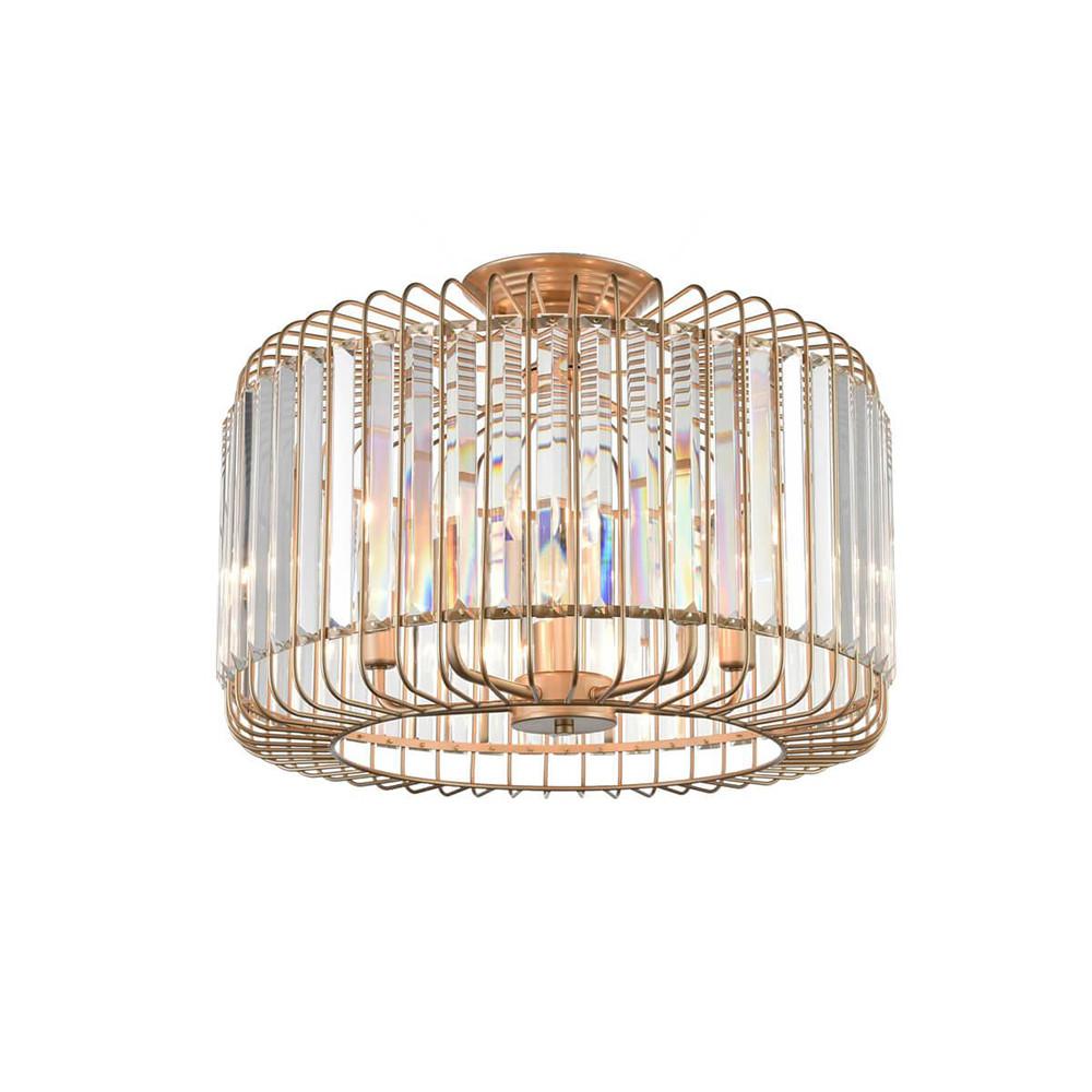 Купить Светильник потолочный Vele Luce Angelica VL3044L05, люстра потолочная