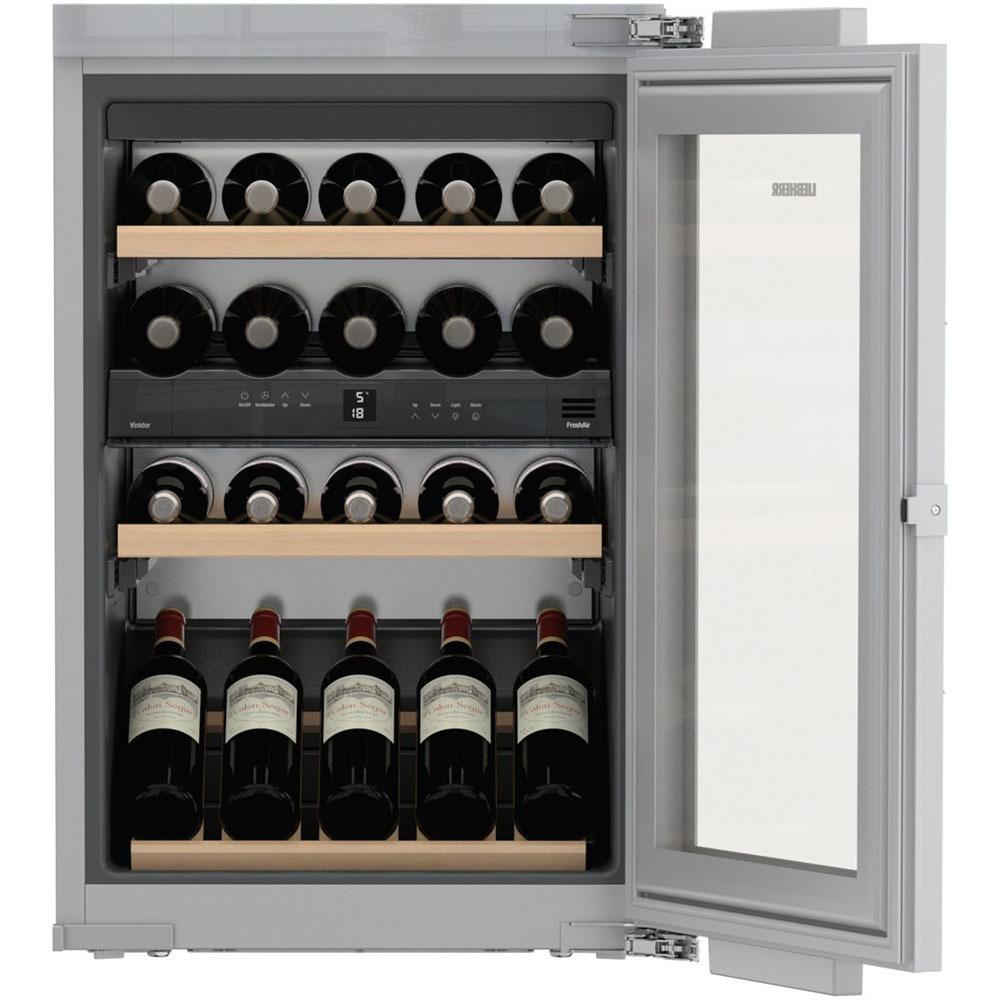 Шкаф винный встраиваемый Liebherr ewtdf 1653 встраиваемый винный шкаф liebherr ewtgb 2383