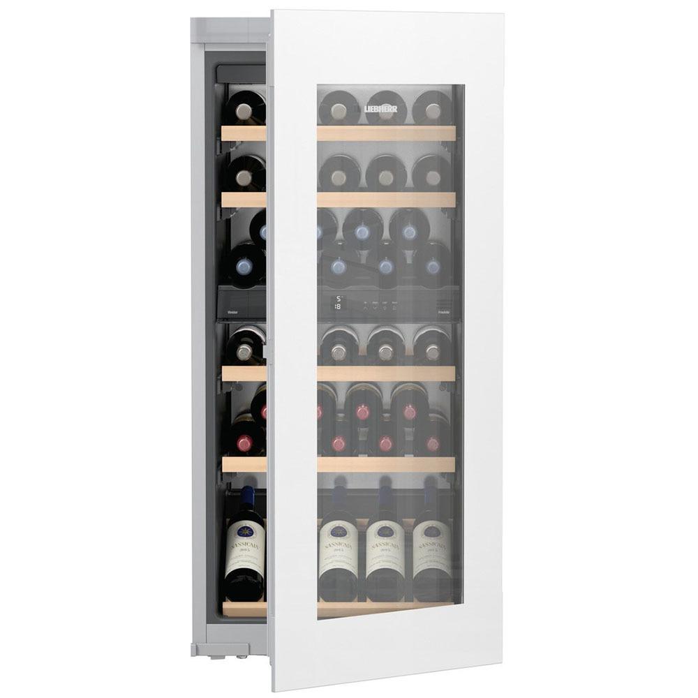 Шкаф винный встраиваемый Liebherr ewtgw 2383 встраиваемый винный шкаф liebherr ewtgb 2383