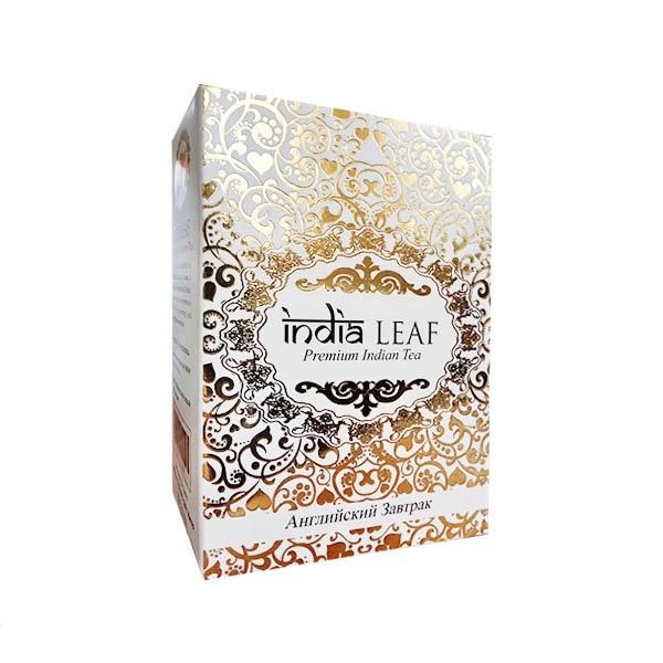 Чай черный India Leaf Английский завтрак 100 г