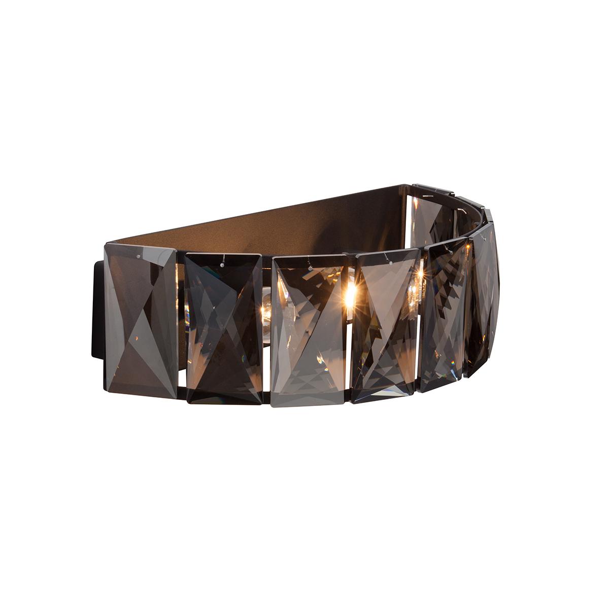 Светильник настенный Vitaluce V5272-1/3A, 3хЕ14 макс. 40Вт подвесной светильник colosseo 80919 3a mario