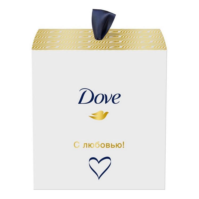 Набор подарочный Dove С любовью для Вас 2 предмета недорого