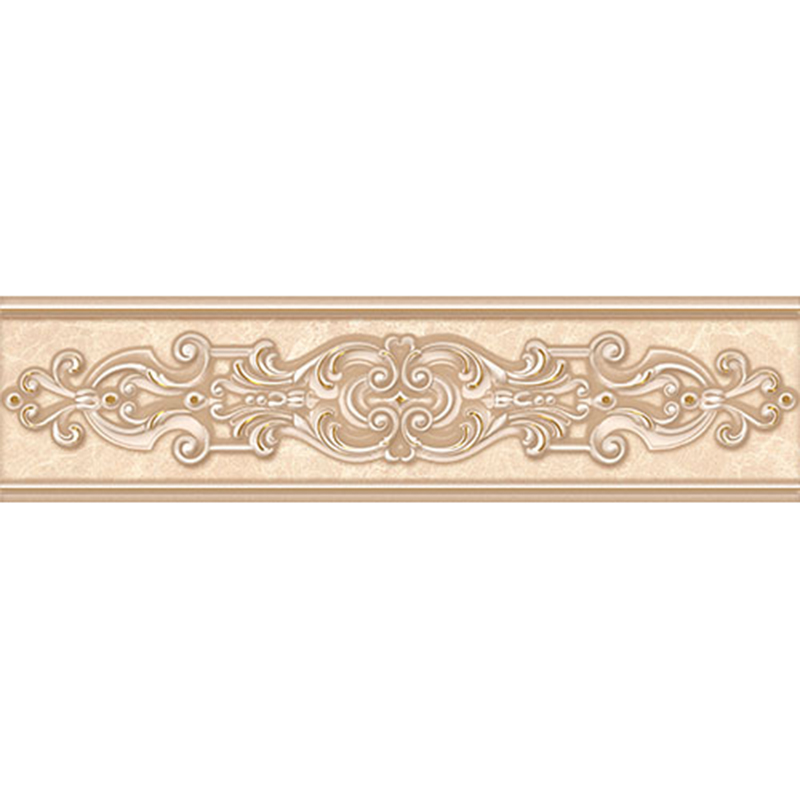 Бордюр Керлайф Imperial D'arte Crema 8x31,5 см плитка керлайф imperial moca 31 5х63 см