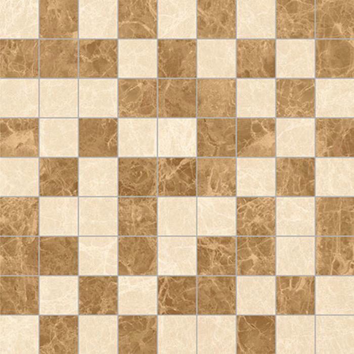 Мозаика Керлайф Imperial Crema/Moca 29,4x29,4 см плитка керлайф imperial moca 31 5х63 см