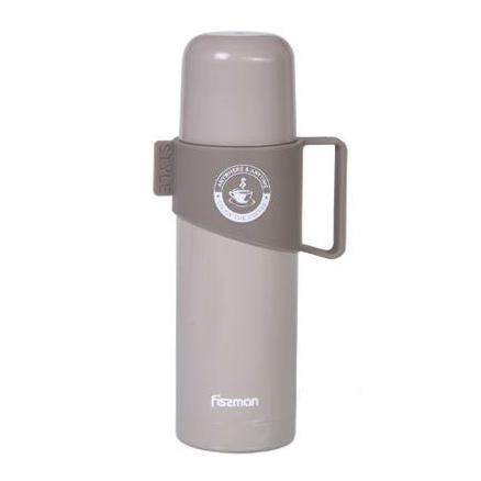 Термос Fissman серый 350 мл