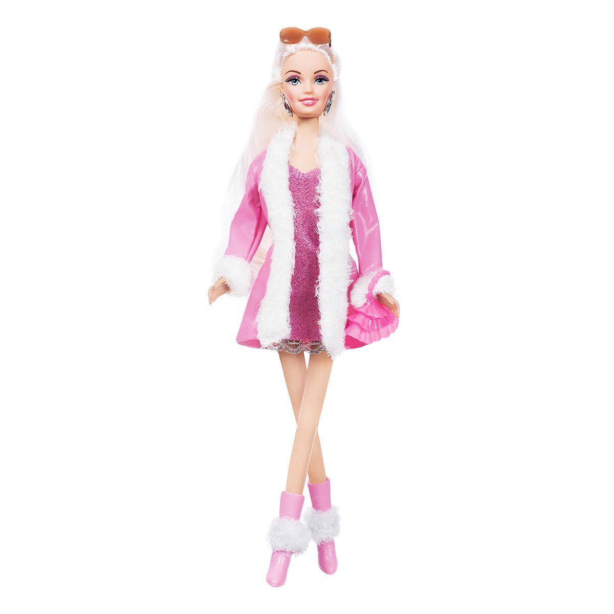 Кукла Ася ToysLab Стиль большого города 28 см.