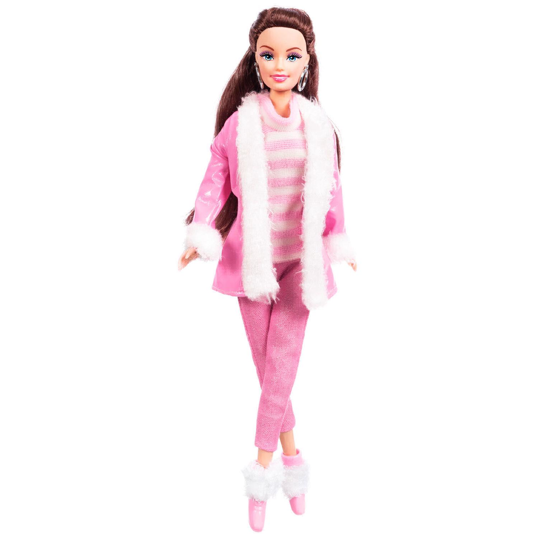 Кукла Ася ToysLab Зимняя красавица 28 см.