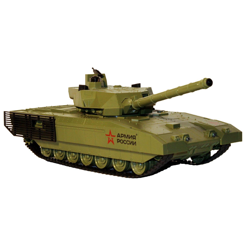 Фото - Танк Властелин Небес Т-14 Армата на радиоуправлении танк т 80бв