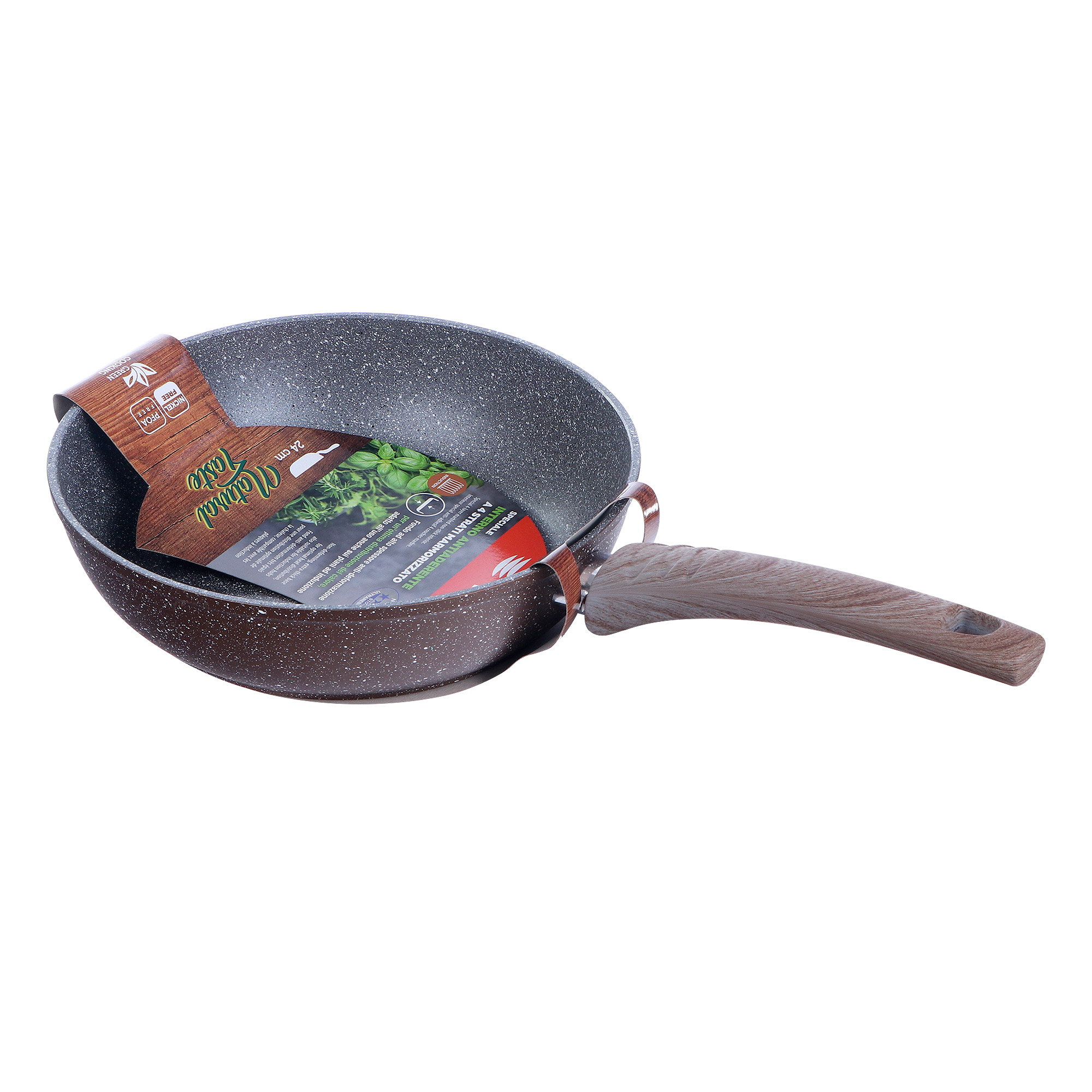 Сковорода глубокая Tognana Grancuci 24 см фото