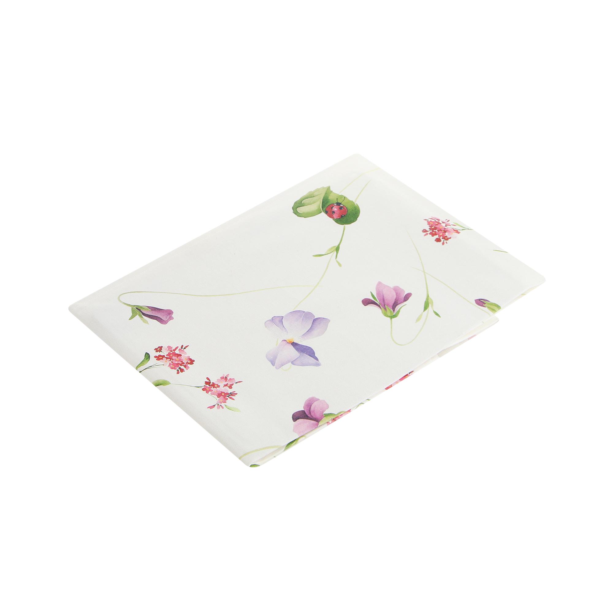 Комплект столовый Gabel blooming дорожка 50x150 + 2 салфетки 45x45