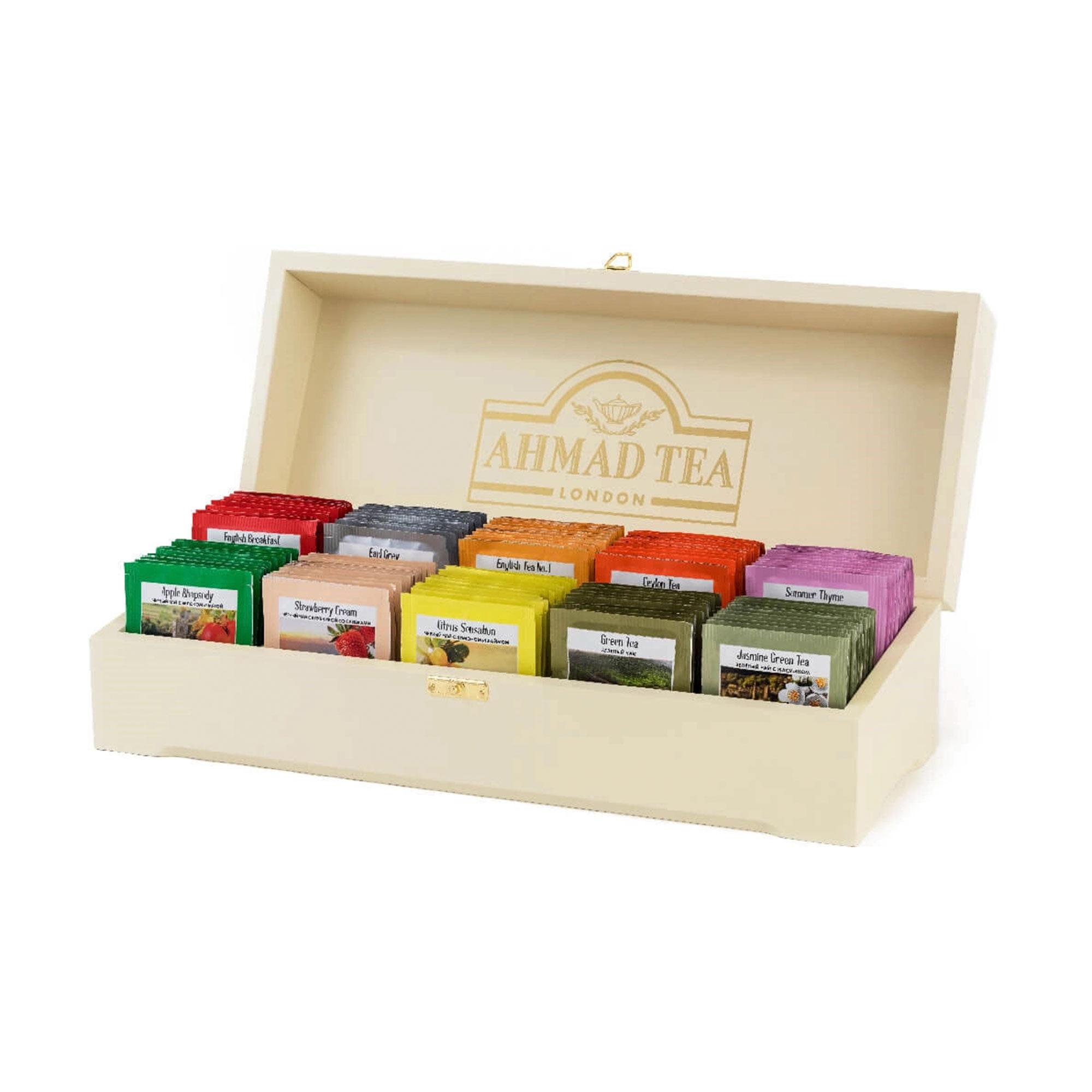 Чайный набор Ahmad tea Contemporary 190 г