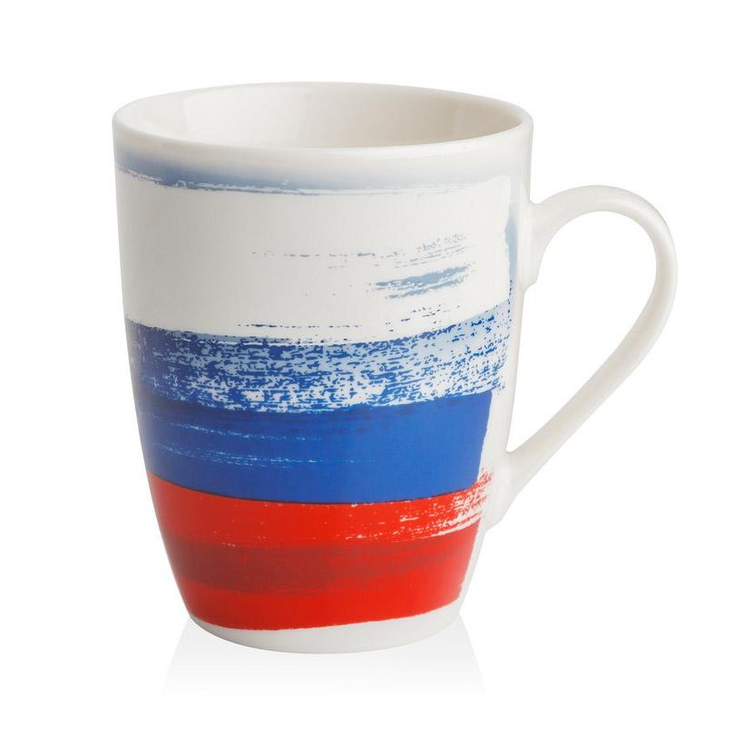 Кружка Pimpernel Флаг России 340 мл кружка pimpernel мышиные забавы 340 мл
