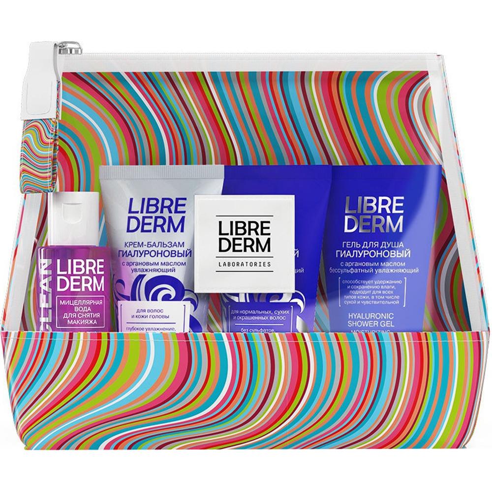Дорожный набор Librederm Деликатное очищение