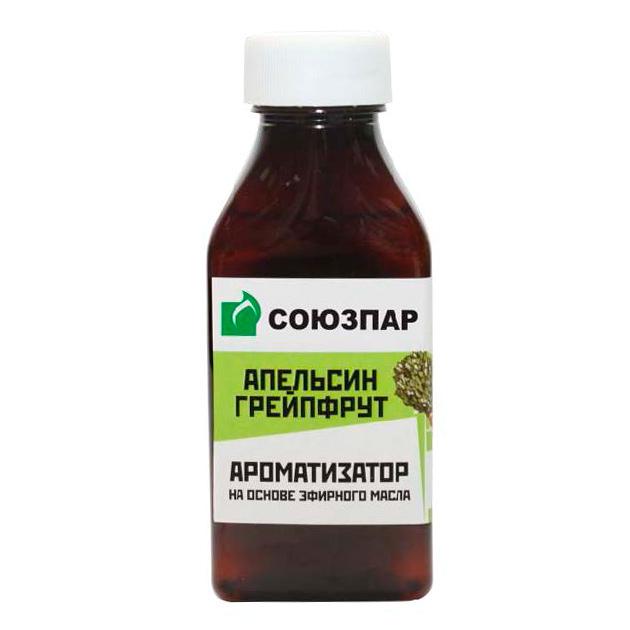 Ароматизатор Союзпар Апельсин и грейпфрут 100 мл ароматизатор воздуха апельсин elfarma 50 мл