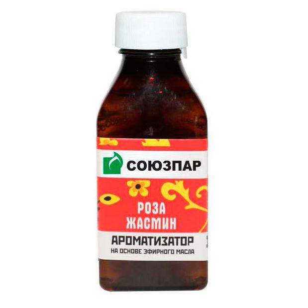 Ароматизатор Союзпар Роза и жасмин 100 мл