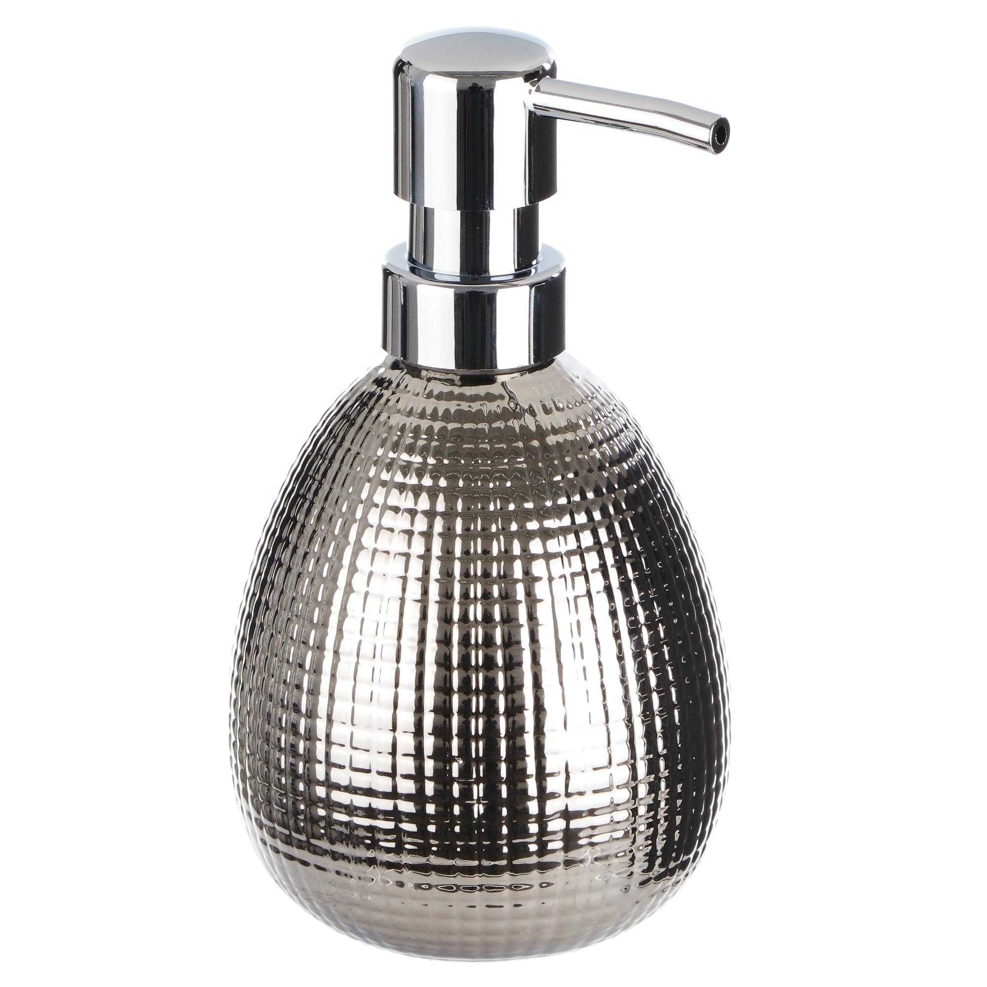 Дозатор для мыла Wenko sanitary polaris nodi хром дозатор для мыла wenko sanitary goa бежевый