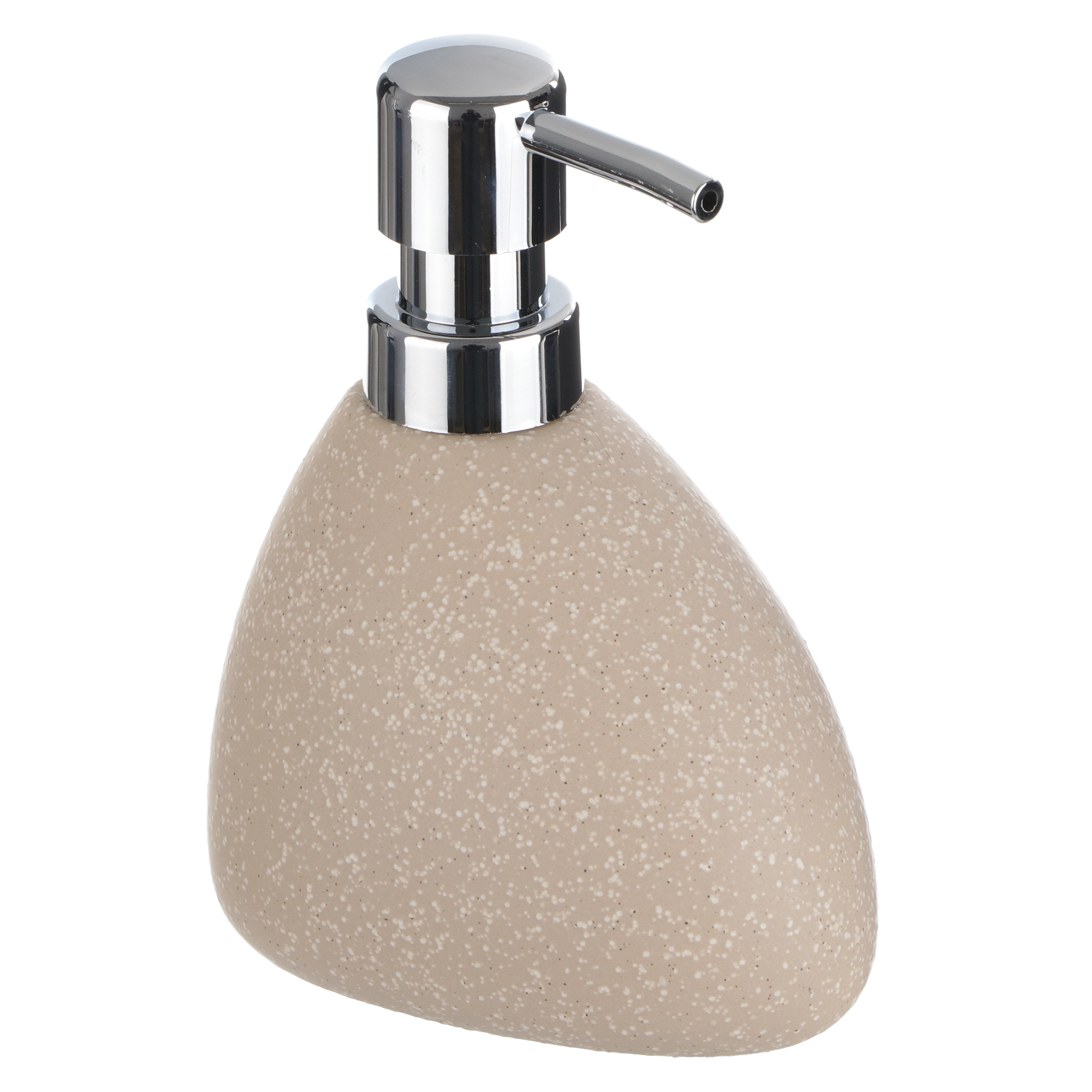 Дозатор для мыла Wenko sanitary pion бежевый дозатор для мыла wenko sanitary goa бежевый