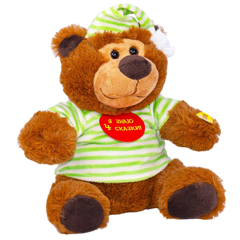 Интерактивная игрушка Fancy Медведь-сказочник