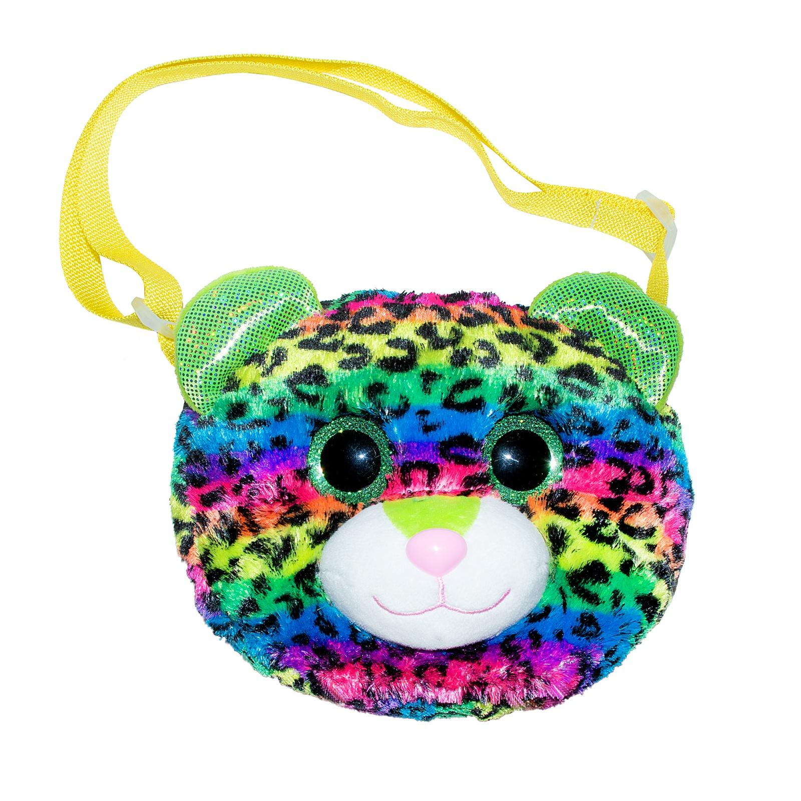 Сумка детская Fancy Леопард 19 см