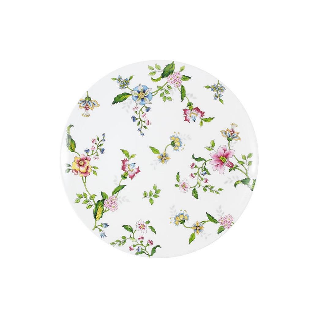 Тарелка Anna Lafarg Emily Provence 20,5 см тарелка закусочная anna lafarg emily kamelia 19 см