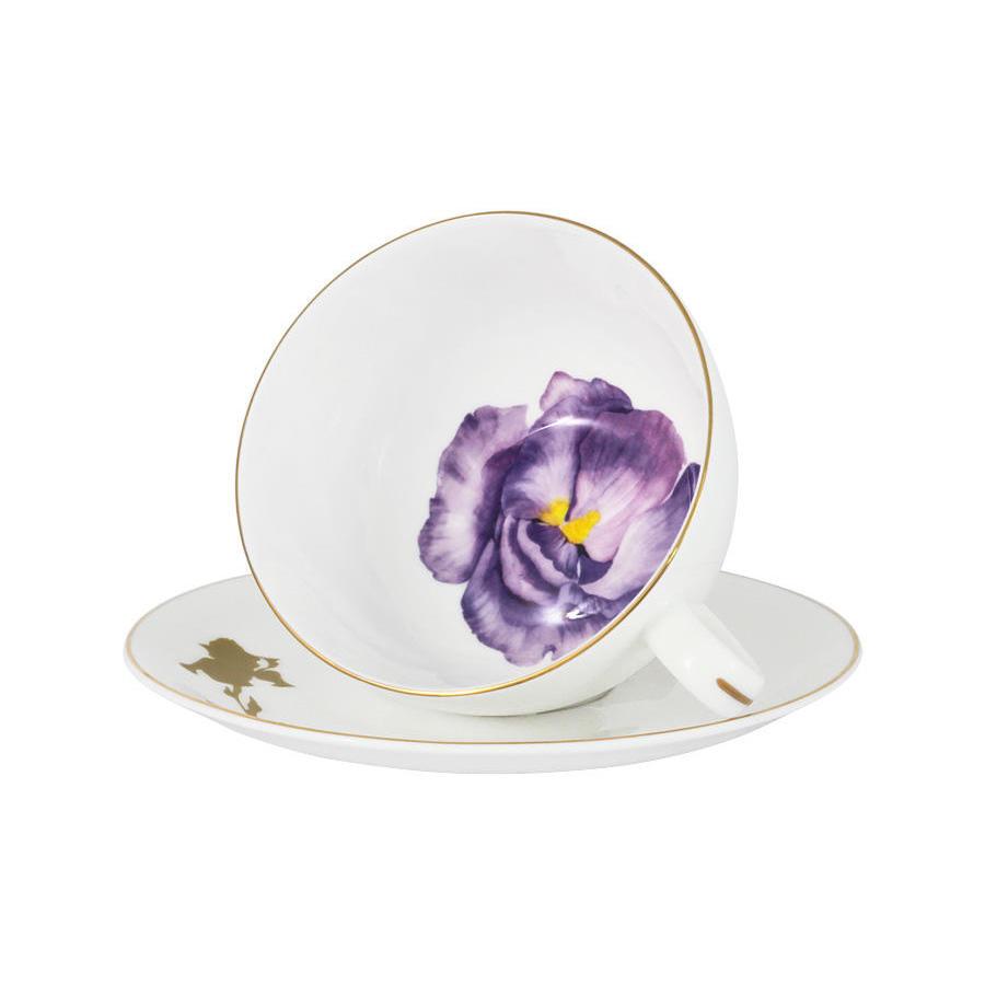 Чайная пара Julia Vysotskaya Iris 250 мл недорого
