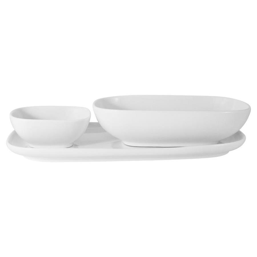 Набор тарелок Maxwell&Williams Forma 3 шт недорого