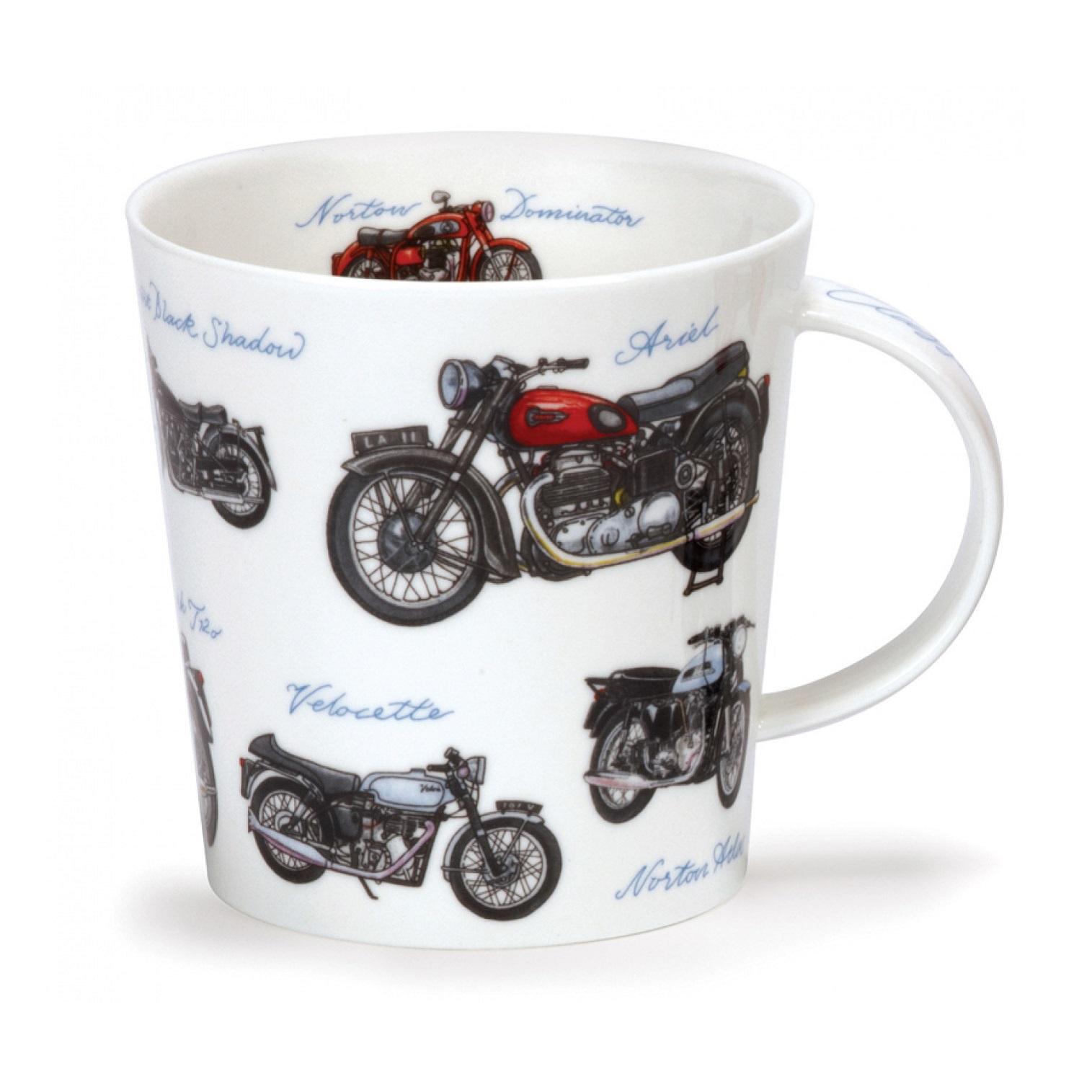 Кружка Dunoon Мотоциклы 480 мл кружка dunoon веселая семейка 480 мл