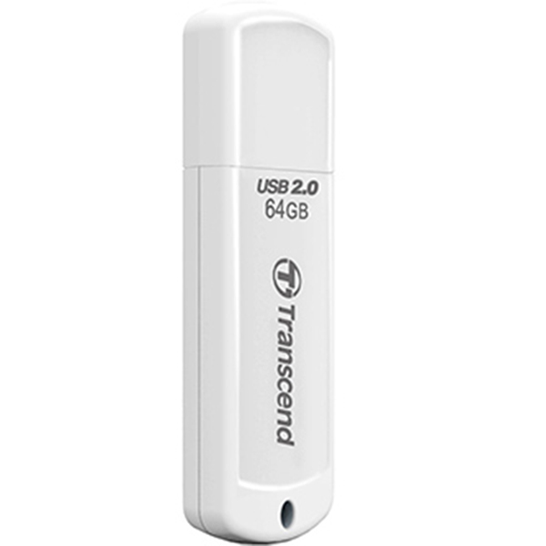 Фото - Флеш-накопитель Transcend JetFlash 370 64 GB флеш накопитель transcend 16 gb jetflash 350 ts 16 gjf 350 usb 2 0 чёрный