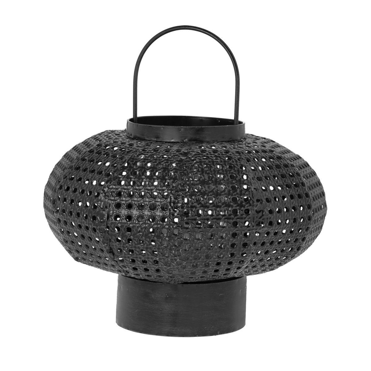 Фото - Фонарь декоративный Riverdale logan черный 40х40х43см фонарь подсвечник riverdale marlow темно синий 18х18х25см