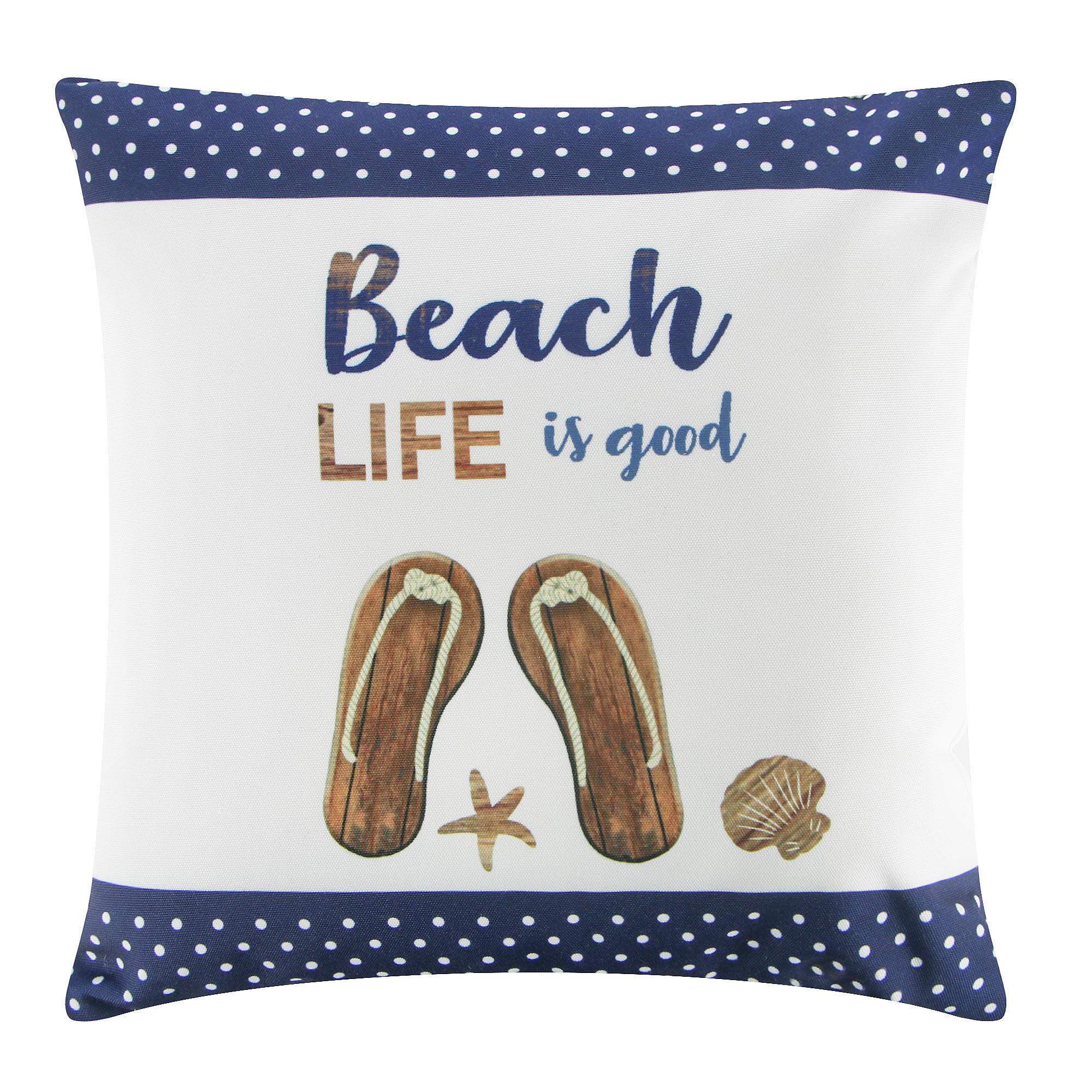 Подушка декоративная Xianju rongxin beach slippers 40см