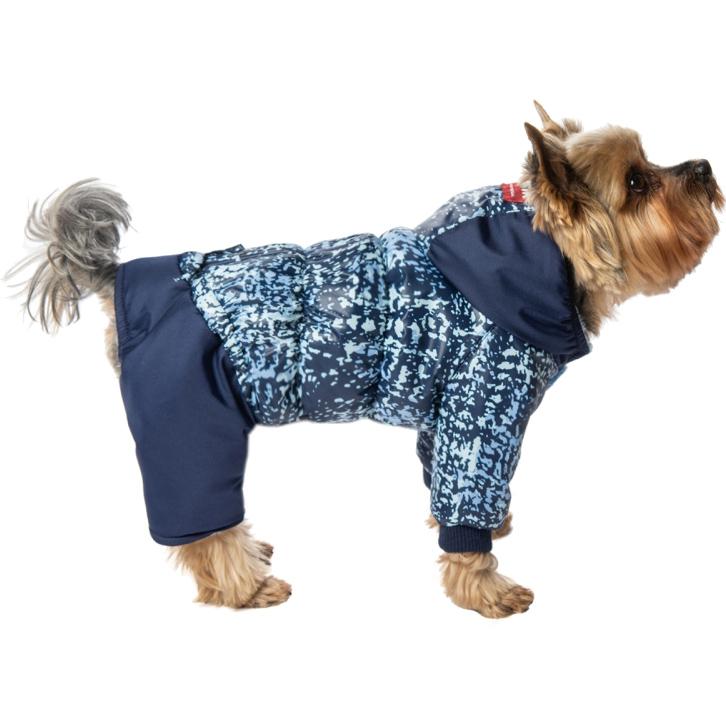 Комбинезон для собак DOGMODA Чарли унисекс 32 см фото