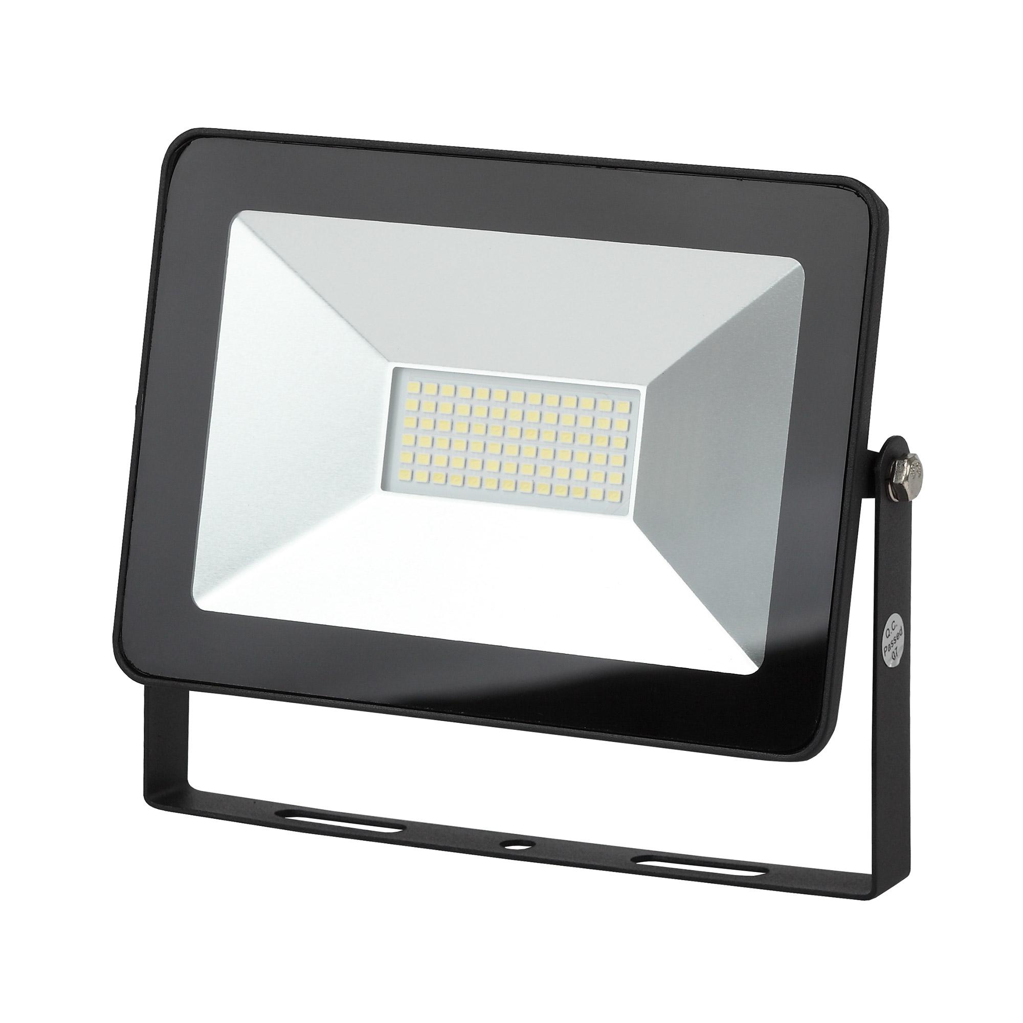 Фото - Прожектор ЭРА LPR-50-6500К SMD Eco Slim 50Вт 4500Лм 6500K 205х160 светодиодный прожектор эра lpr 30 6500k m smd б0017301