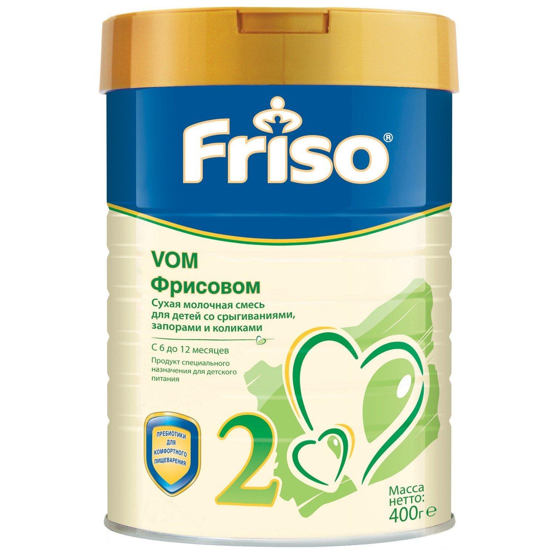 Смесь молочная Friso Фрисовом 2 с пребиотиком 400 г
