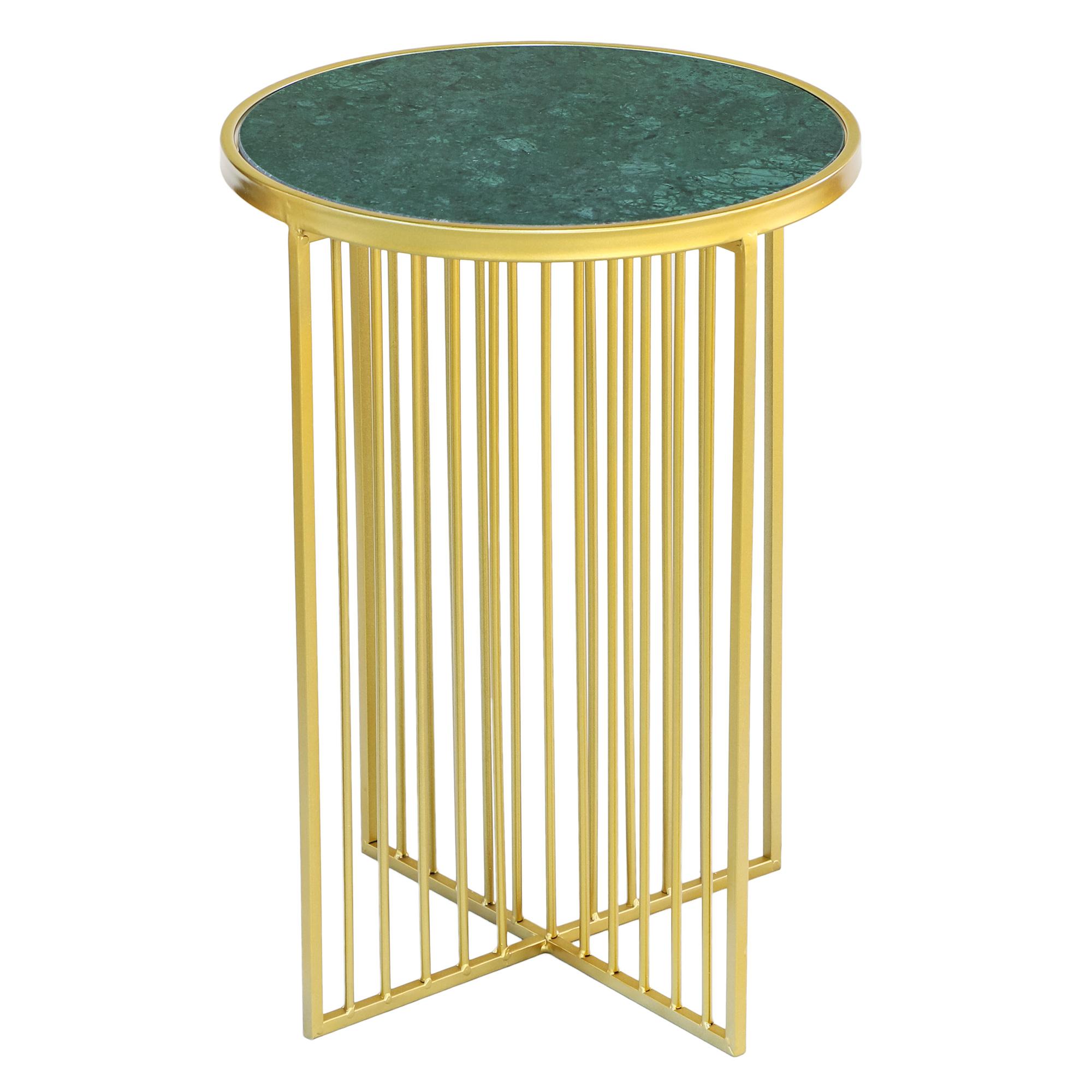 Столик кофейный Glasar 40х40х56 см