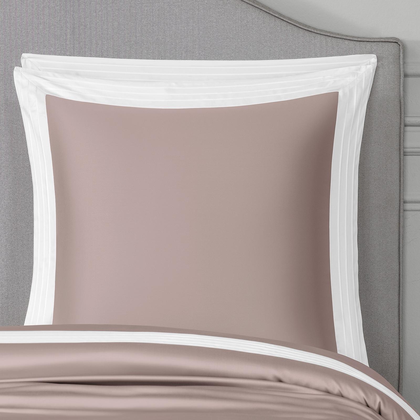 Комплект наволочек Togas эдем розовый/белый 70x70 см 2 шт.