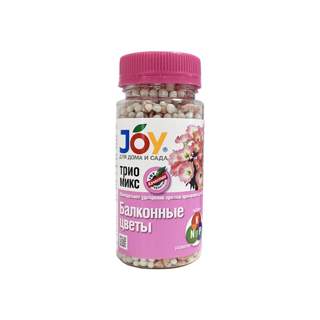 Удобрение Joy Трио Микс балконные цветы 100 г