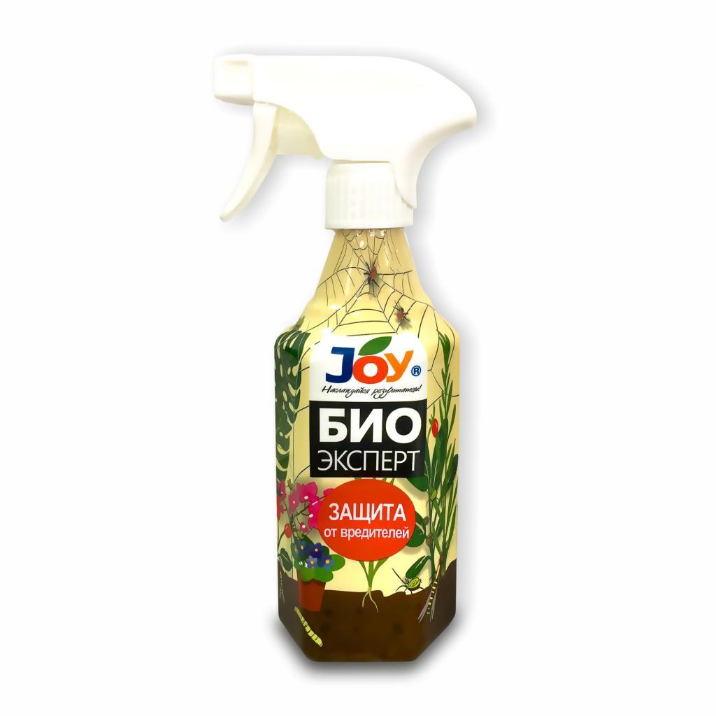 тотальная защита от вредителей искра м от гусениц ампула 5 мл 1148472 Защита от вредителей Joy Биоэксперт 400 мл