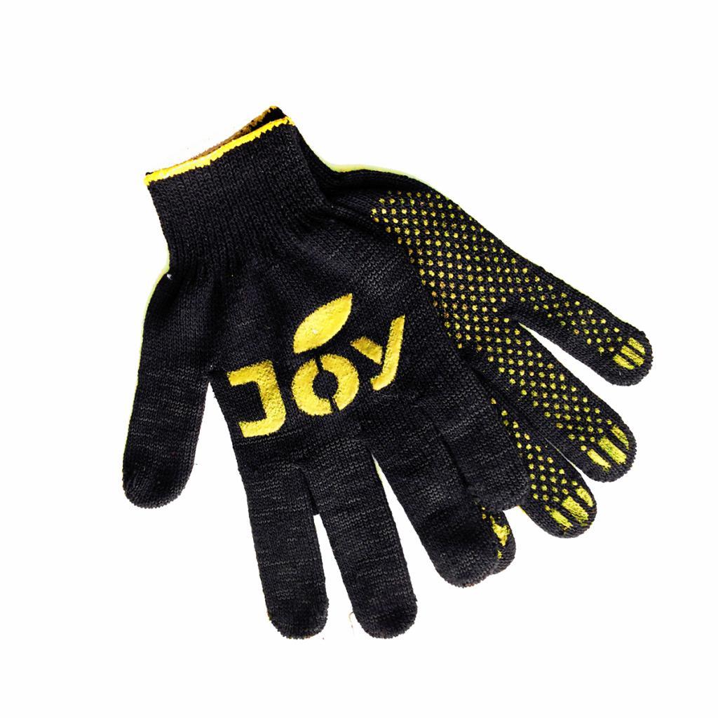 Перчатки с логотипом Joy