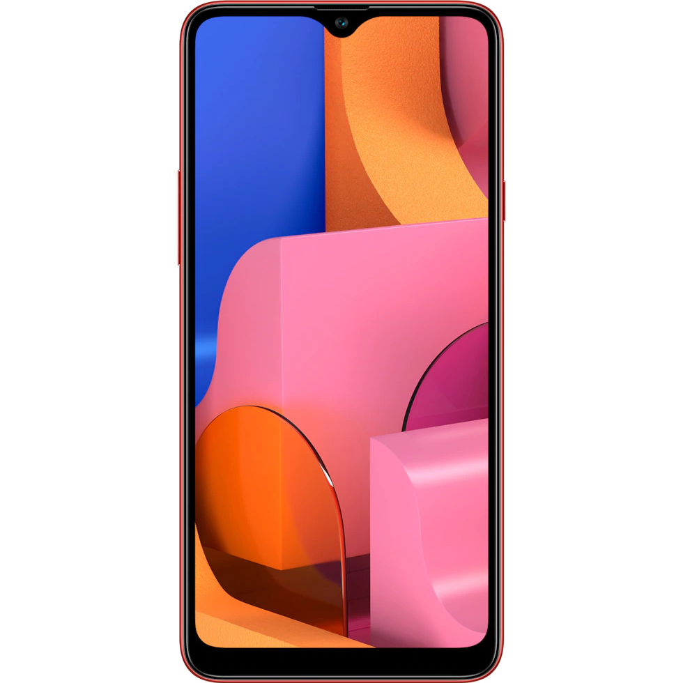 Смартфон Samsung Galaxy A20s 32 GB Red фото
