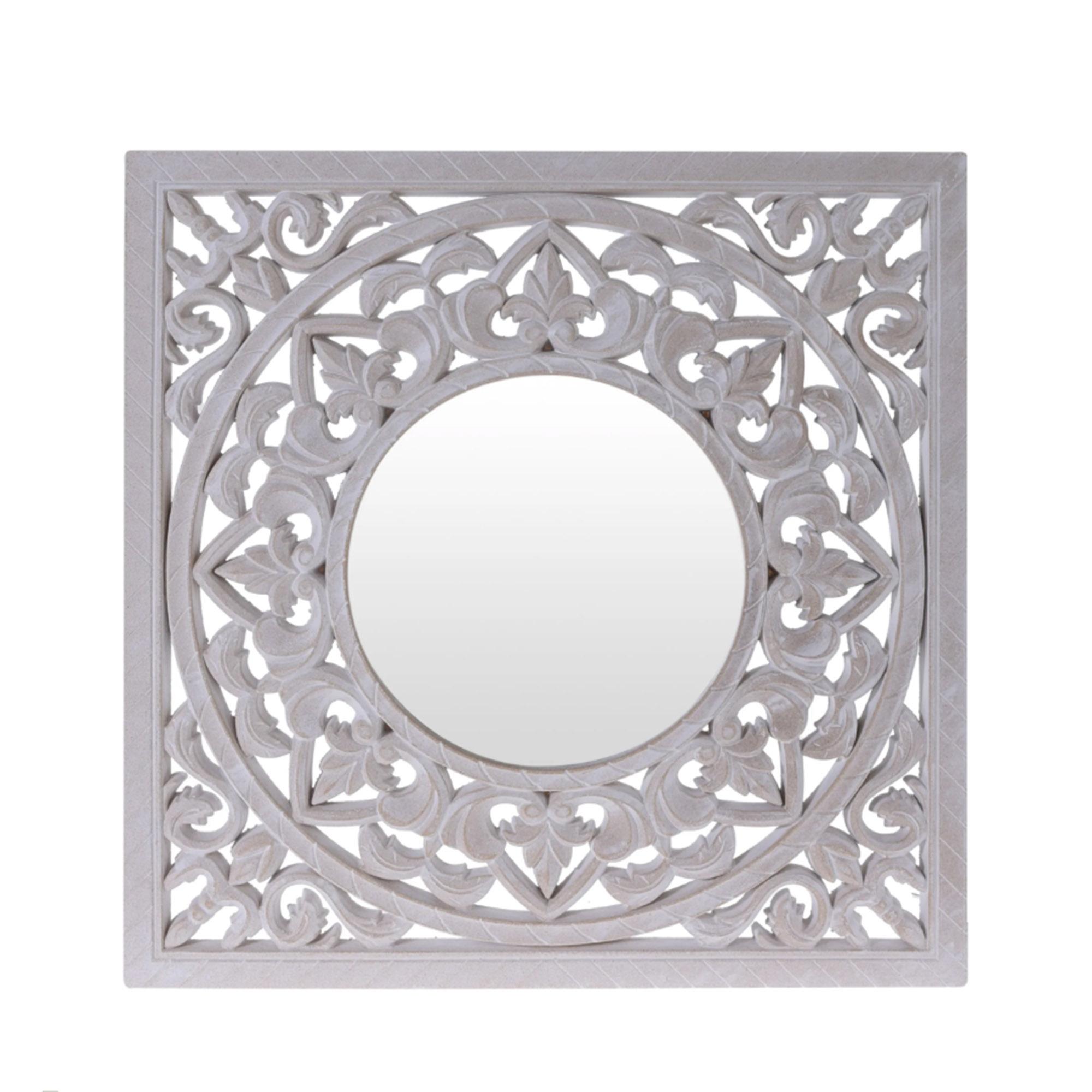Зеркало в раме Koopman tableware декоративное 50x50 см