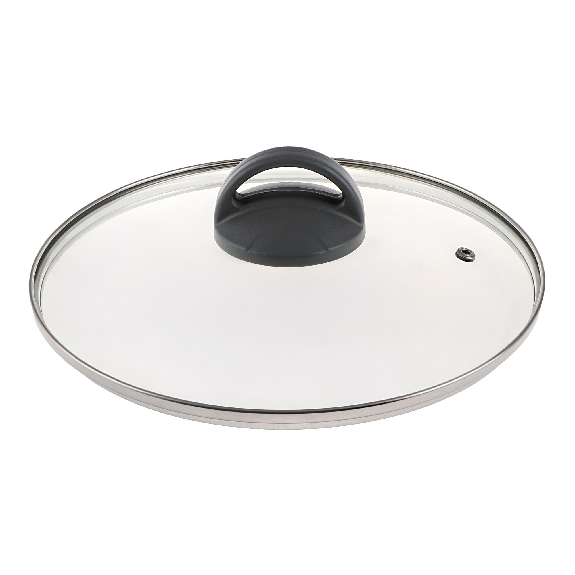 Крышка стеклянная Cucina Italiana Magnetica 20 см фото