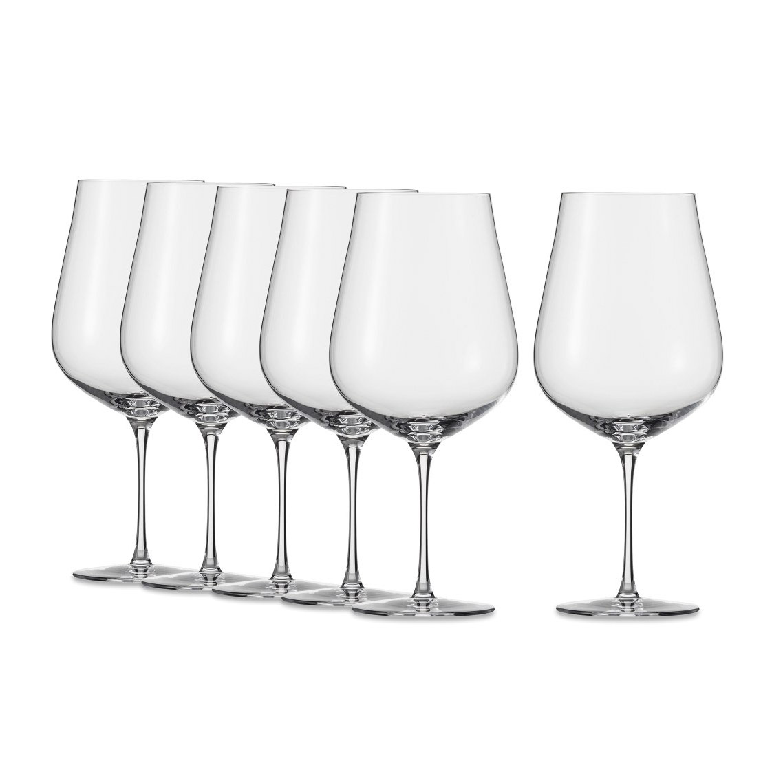 Набор бокалов для красного вина Schott Zwiesel Air Bordeaux 827 мл 6 шт набор бокалов для красного вина 612 мл 6 шт schott zwiesel diva 104 096 6