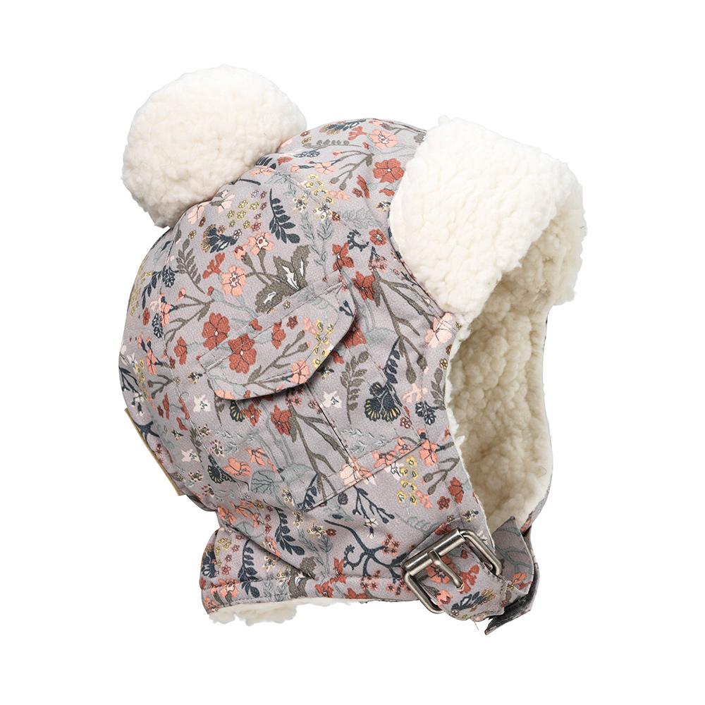 Шапочка Elodie Vintage Flower 0-6 месяцев